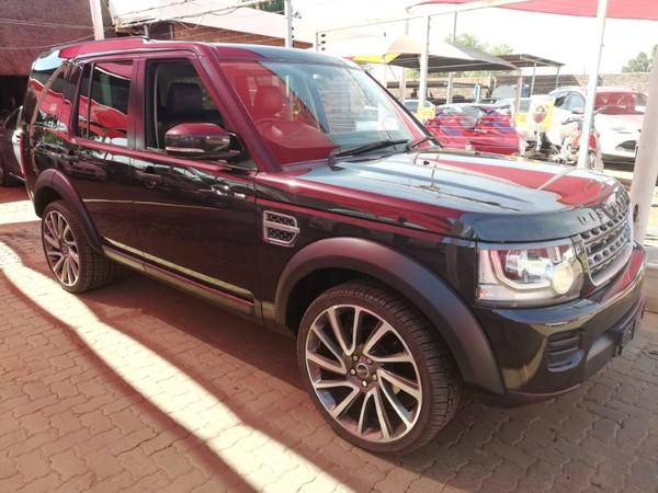 2015 Land Rover Discovery 4 3.0 Tdv6 Se  Gauteng Meyerton_0