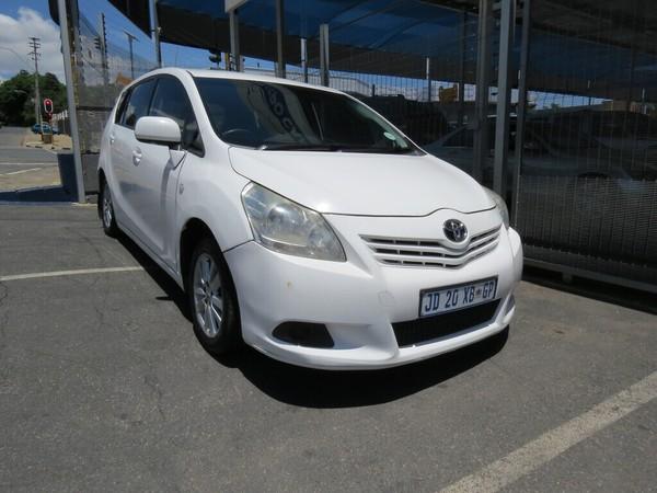 2010 Toyota Verso 1.6 S  Gauteng Johannesburg_0
