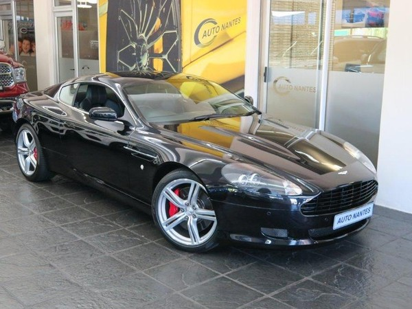 2009 Aston Martin DB9 Coupe Touchtronic  Western Cape Paarl_0