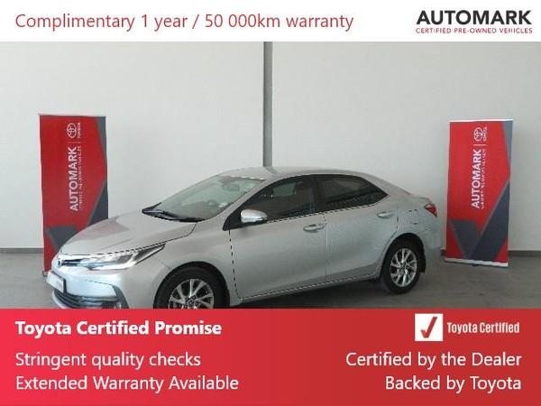 2019 Toyota Corolla 1.8 Exclusive Western Cape Rondebosch_0