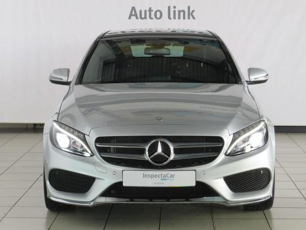 2017 Mercedes-Benz C-Class C180 AMG Line Auto Mpumalanga Ermelo_0