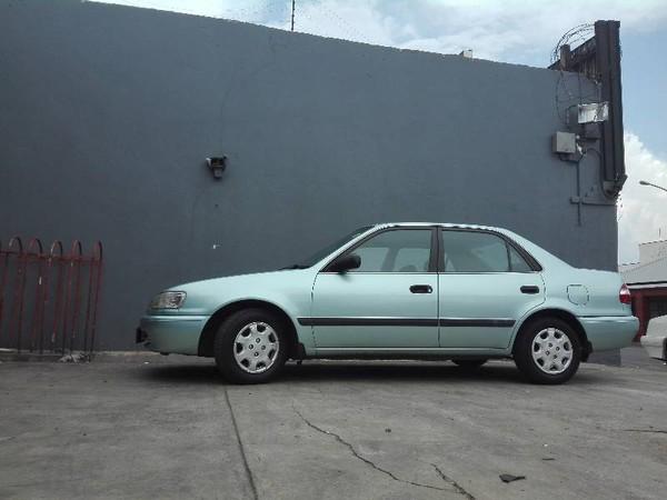 2000 Toyota Corolla 130 Gle  Gauteng Benoni_0