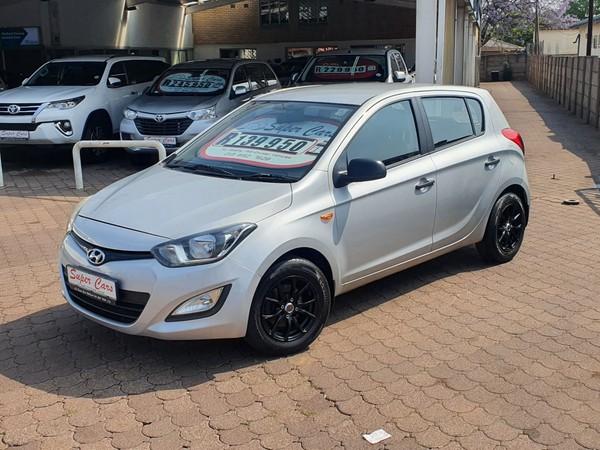 2014 Hyundai i20 1.4 Fluid  Mpumalanga Witbank_0