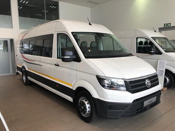 2020 Volkswagen Crafter 50 2.0TDi 103KW XLWB FC PV Free State Bloemfontein_0