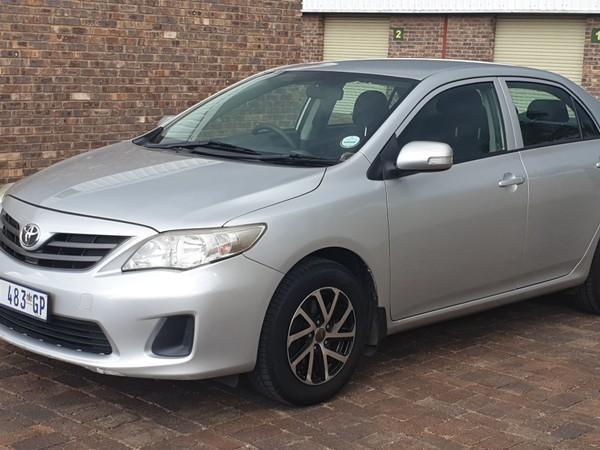 2010 Toyota Corolla 1.6 PROFESSIONAL - ONLY R 2999 PER MONTH Gauteng Kempton Park_0