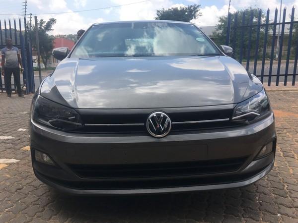 2018 Volkswagen Polo 1.0 TSI Comfortline Gauteng Johannesburg_0