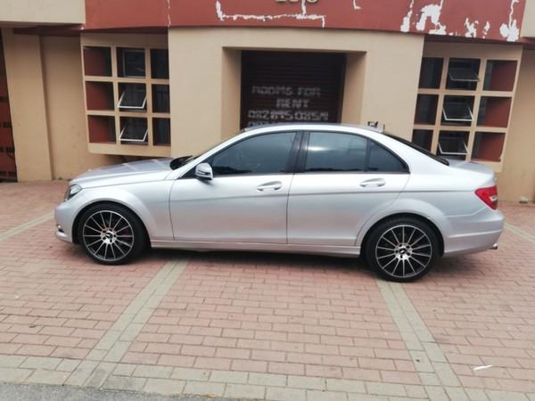 2013 Mercedes-Benz C-Class C 200k Sport At  Gauteng Rosettenville_0