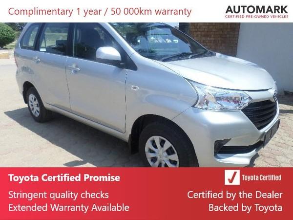 2020 Toyota Avanza 1.3 SX Limpopo Messina_0