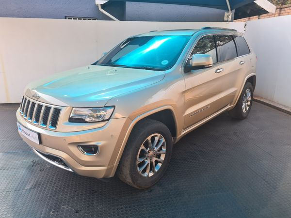 2015 Jeep Grand Cherokee 3.6 Overland Gauteng Randburg_0