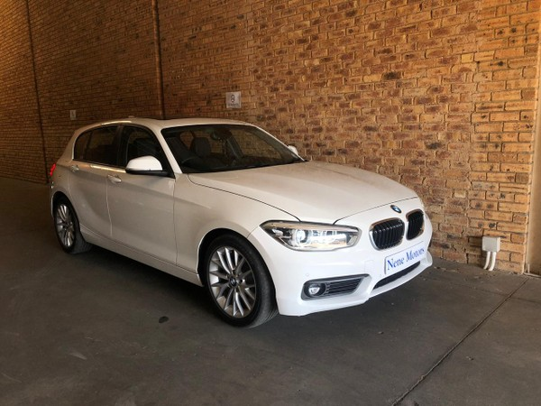 2017 BMW 1 Series 118i 5DR Auto f20 Gauteng Boksburg_0