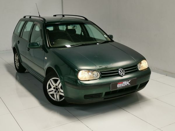 2001 Volkswagen Golf 4 1.6 Estate Trendline  Gauteng Rosettenville_0