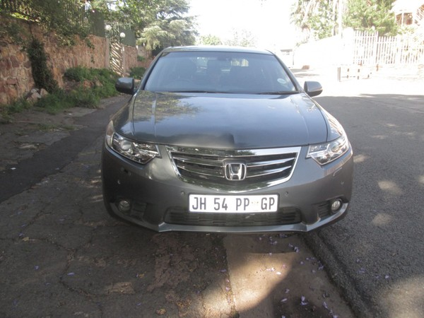 2013 Honda Accord 2.4 Executive Auto Gauteng Johannesburg_0