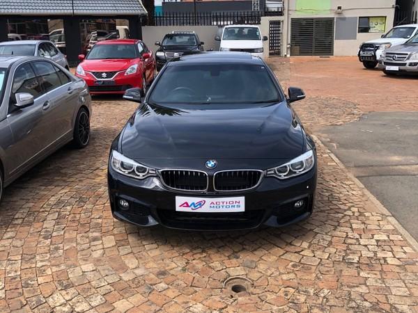 2016 BMW 4 Series 420D Coupe M Sport Auto Gauteng Lenasia_0