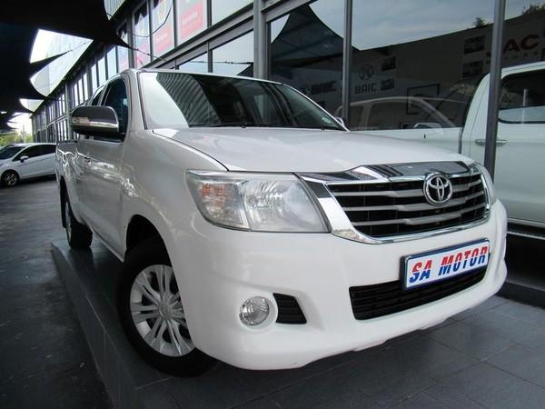 2013 Toyota Hilux 2.5 D-4d Srx Xtra Cab Pu Sc  Gauteng Randburg_0