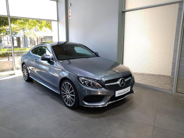 2017 Mercedes-Benz C-Class C200 AMG Coupe Auto Kwazulu Natal Umhlanga Rocks_0