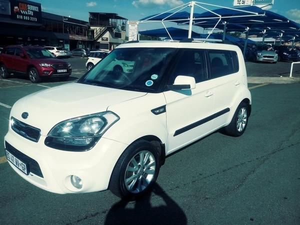 2012 Kia Soul 1.6  Gauteng Roodepoort_0