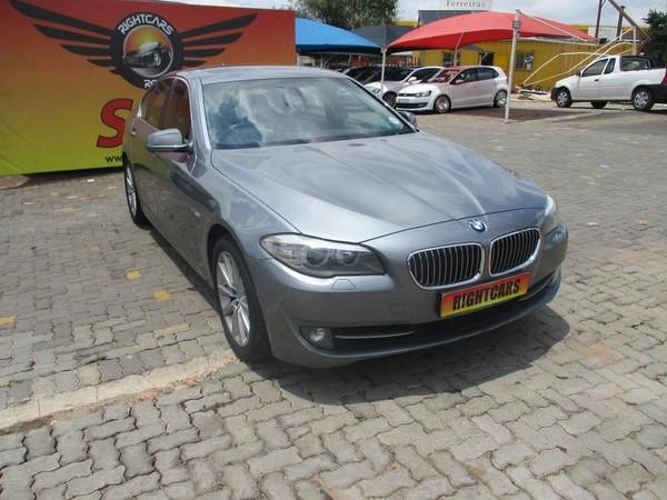 2012 BMW 5 Series 520i At f10  Gauteng North Riding_0
