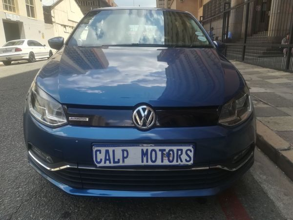 2016 Volkswagen Polo 1.2 Tdi Bluemotion 5dr  Gauteng Marshalltown_0