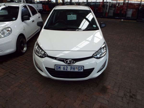 2015 Hyundai i20 1.2 Motion  Gauteng Vereeniging_0
