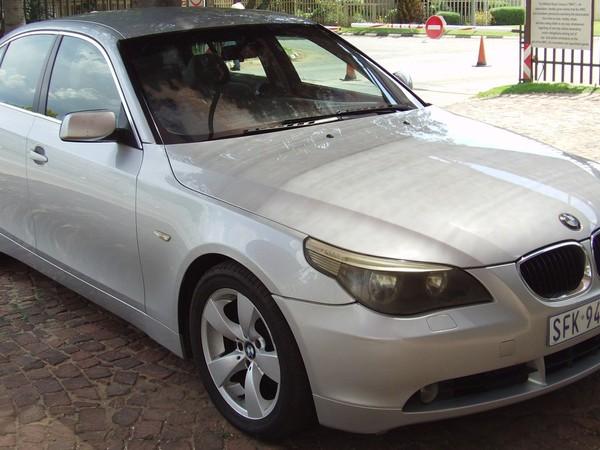 2005 BMW 5 Series 530d At e60  Gauteng Boksburg_0