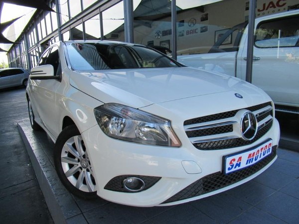 2014 Mercedes-Benz A-Class A 200 Be At  Gauteng Randburg_0