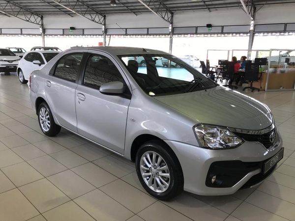 2020 Toyota Etios 1.5 Xi  Gauteng Sandton_0