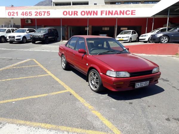 1989 Toyota Corolla 1.3 L  Western Cape Cape Town_0