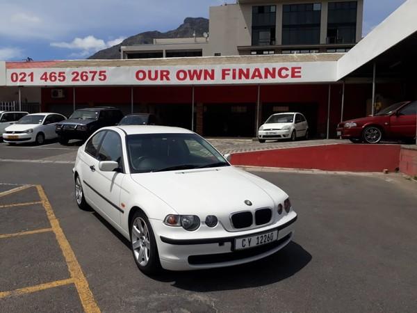 2003 BMW 3 Series 318ti e46  Western Cape Cape Town_0