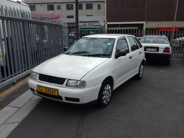 2001 Volkswagen Polo Playa 1.6  Western Cape Cape Town_0