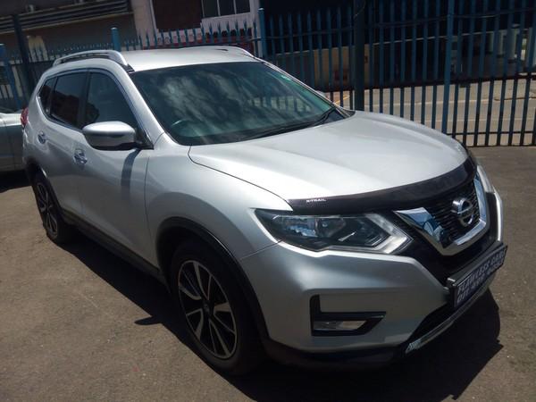 2019 Nissan X-Trail 2.5 SE 4X4 CVT T32 Gauteng Johannesburg_0