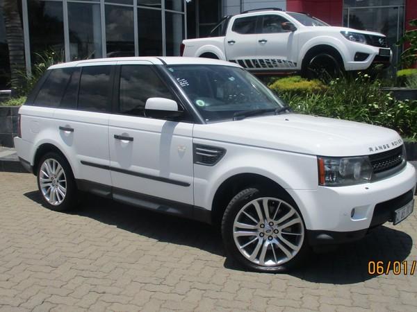 2011 Land Rover Range Rover Sport 3.0 D HSE Lux Gauteng Johannesburg_0