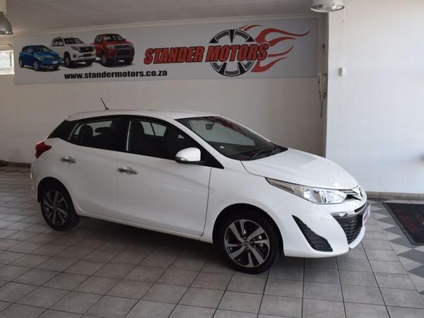 2018 Toyota Yaris 1.5 Xs 5-Door Gauteng Nigel_0