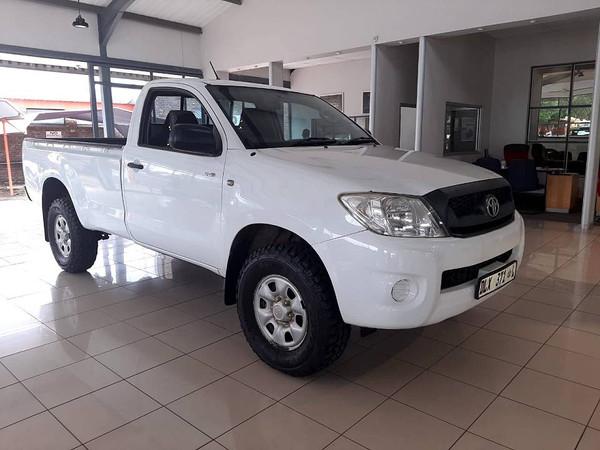 2011 Toyota Hilux 2.5 D-4d Srx 4x4 Pu Sc  Limpopo Mokopane_0