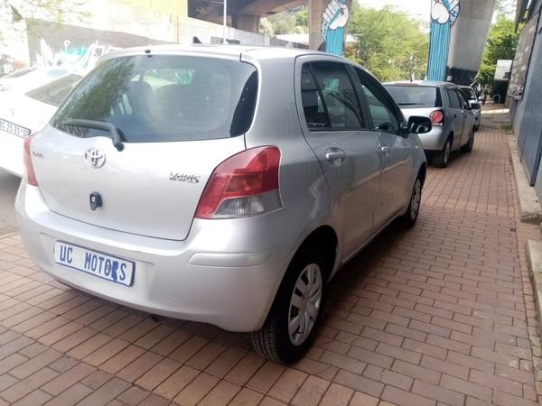 2010 Toyota Yaris T3 Ac 5dr  Gauteng Germiston_0