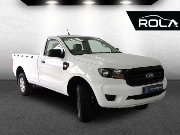 2020 Ford Ranger 2.2TDCi XL Single Cab Bakkie Western Cape Riversdale_0