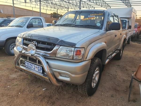 2005 Toyota Hilux 2700i Raider Rb Pu Dc  Mpumalanga Mpumalanga_0