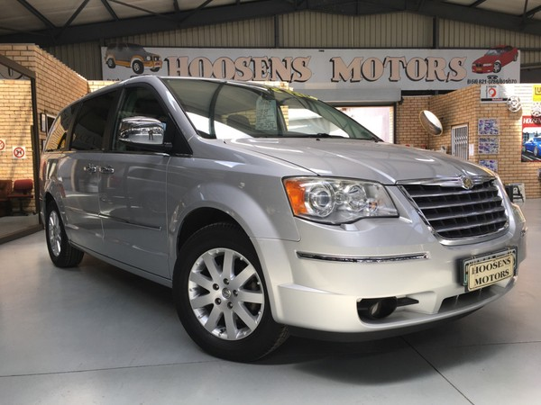 2011 Chrysler Grand Voyager 3.8 Limited V6 At Stow  Go Free State Villiers_0