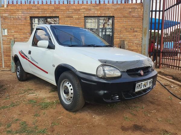 2003 Opel Corsa Utility 1.4i Pu Sc  Mpumalanga Mpumalanga_0