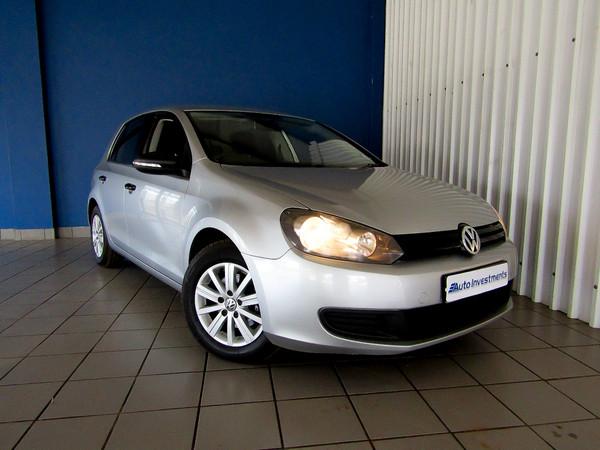 2012 Volkswagen Golf Vi 1.6i Trendline  Mpumalanga Middelburg_0