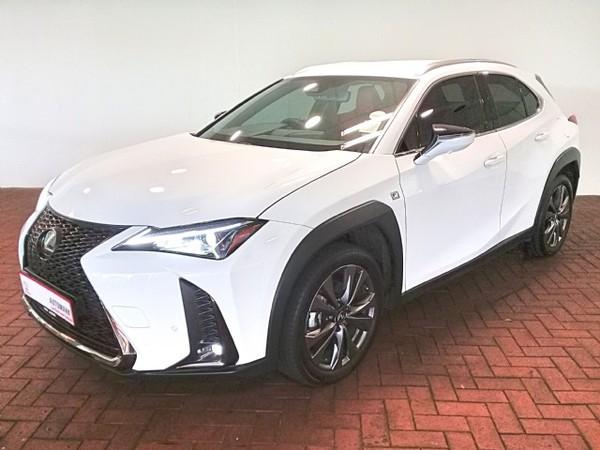 2019 Lexus UX 200 F-Sport Kwazulu Natal Umhlanga Rocks_0