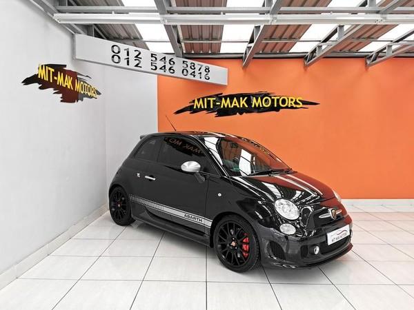 2012 Abarth 500 1.4 3DR Gauteng Pretoria_0