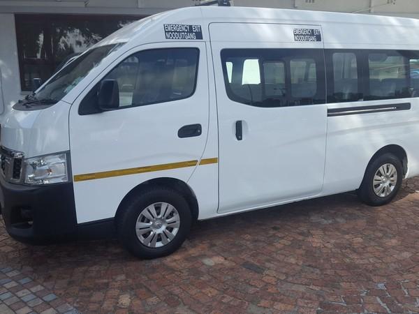 2016 Nissan NV350 2.5 16 Seat Western Cape Bellville_0