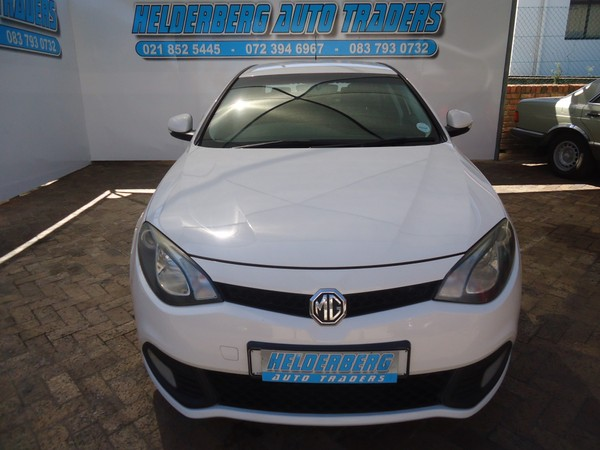 2014 MG MG6 1.8t Lux  Western Cape Somerset West_0