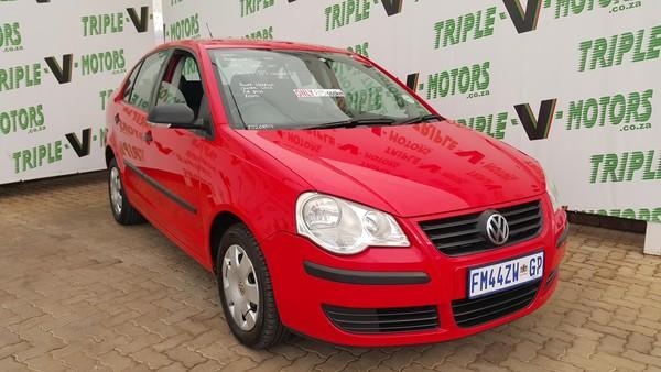 2006 Volkswagen Polo Classic 1.4 Trendline  Gauteng Pretoria_0
