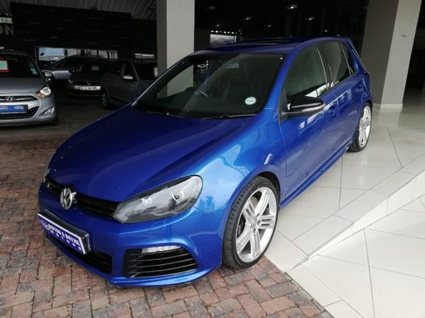 2011 Volkswagen Golf Vi 2.0 Tsi R Dsg  Gauteng Boksburg_0