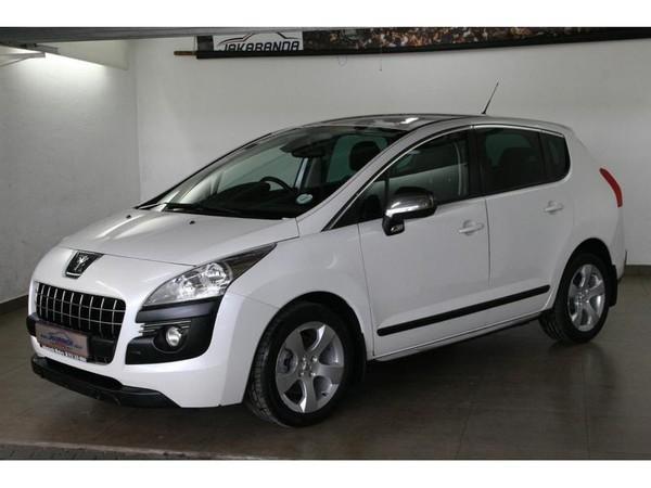 2011 Peugeot 3008 1.6 Thp Premium  Gauteng Pretoria_0