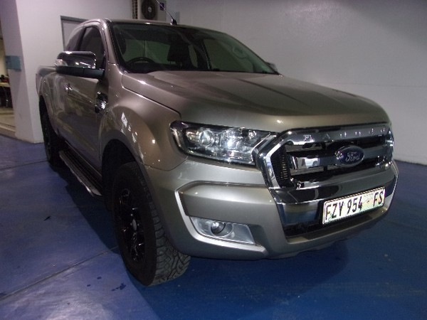 2017 Ford Ranger 3.2TDCi XLT 4X4 AT PU SUPCAB Free State Kroonstad_0