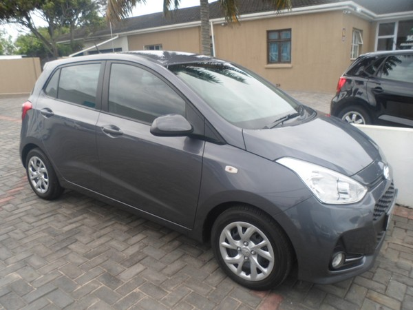 2019 Hyundai Grand i10 1.0 Motion Eastern Cape Port Elizabeth_0