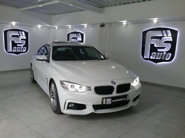 2013 BMW 4 Series 428i Coupe M Sport Auto Western Cape Cape Town_0