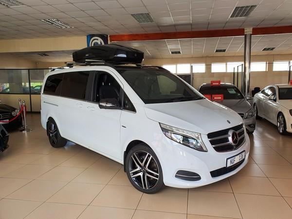 2015 Mercedes-Benz V-Class V250 Bluetech Avantgarde Auto Kwazulu Natal Richards Bay_0